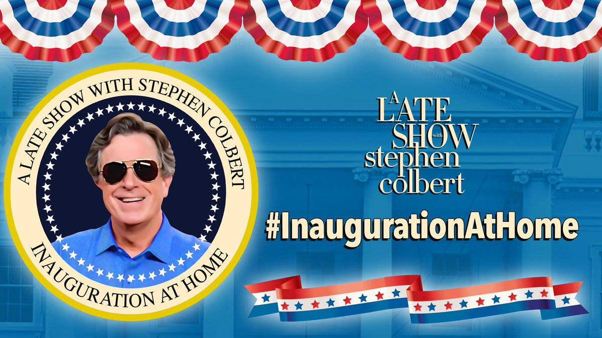 We want to see how you're watching the #InaugurationAtHome. Use the hashtag to show us your outfits, pets, family members, meals, and whatever else you're doing as you watch Joe Biden get sworn in! #Inauguration2021