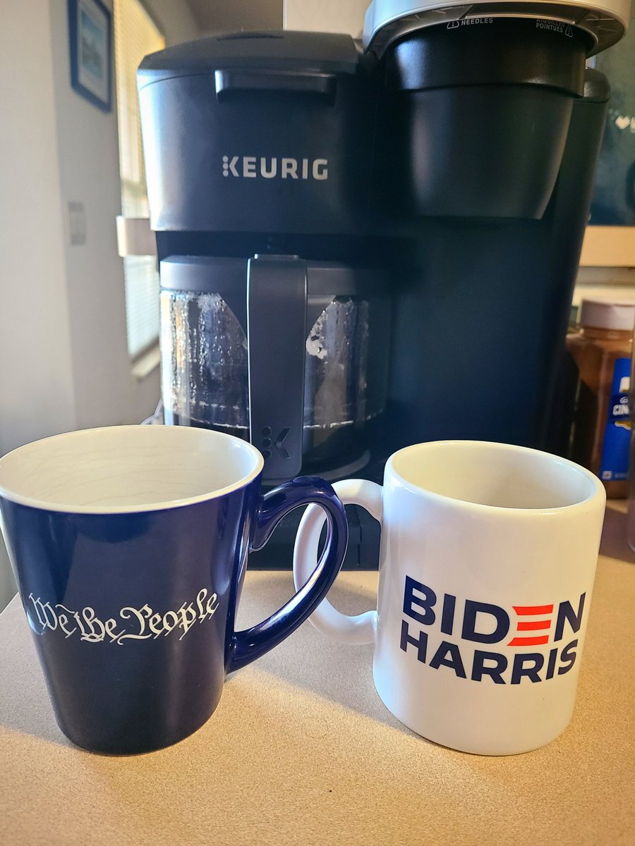 Happy Inauguration Day! Today is a new day. Today is a new Era.   #InaugurationDay #JoeBiden #KamalaHarrisMakingHistory #PresidentBiden #VPHarris