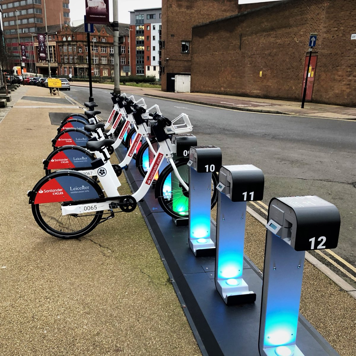 We have started a pilot testing phase w/ a small group of key workers making essential journeys across #Leicester. Excited to welcome everyone soon! 🚲 Find out more & subscribe @ 🌐  @Leicester_News @RideLeicester @ActiveLeicester @CHYMLeics  @santanderuk