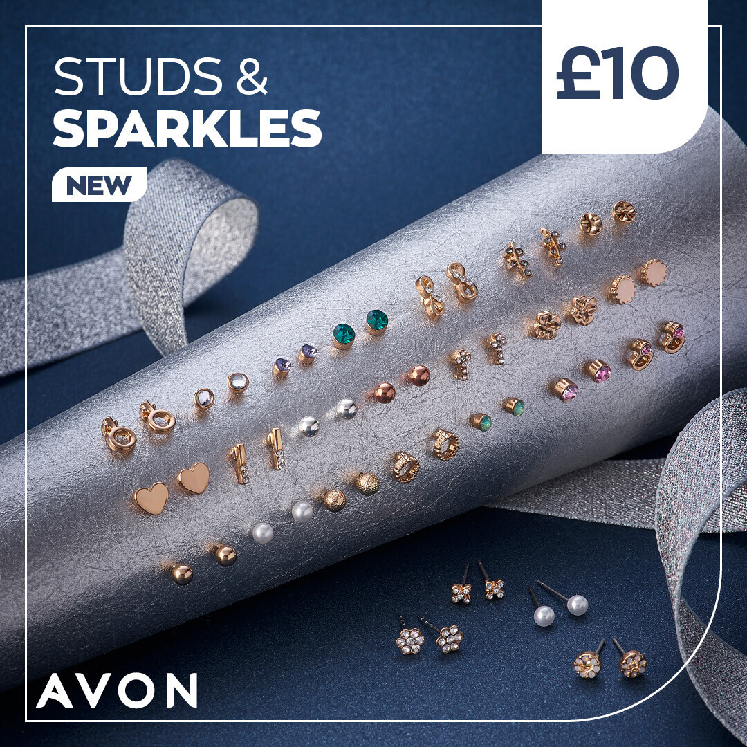 Nearly a new pair for everyday of February! 25 pairs of incredible studs in gold tone.  Mix and match to get the perfect look for your outfit. 💎  #LoveThis #Fashion #Jewellery
