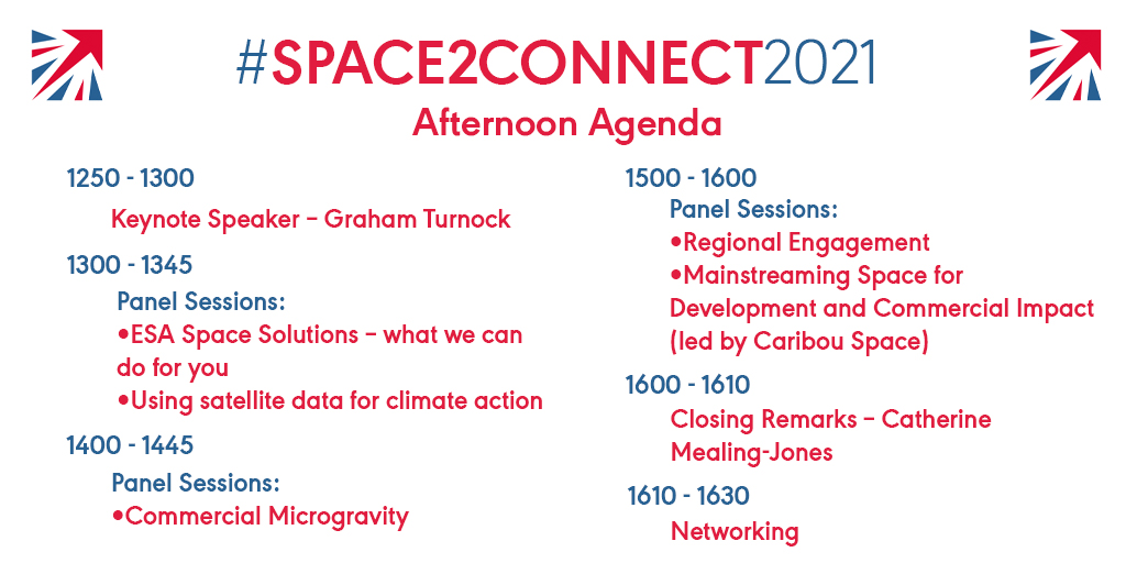 And heres what you can expect in the afternoon, including a keynote address from our CEO, Graham Turnock. 👇