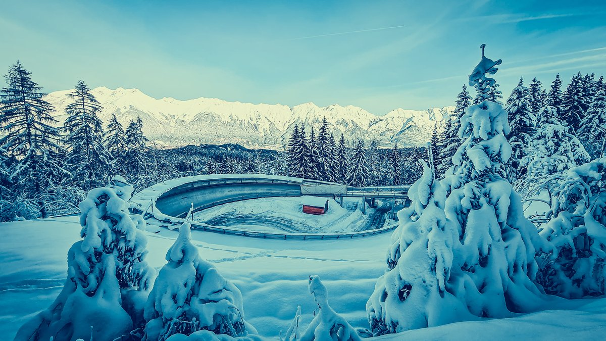 Already for the second time this winter, the 1976 Olympic ice track in Innsbruck-Igls will be the venue of the EBERSPÄCHER Luge World Cup on the weekend of January 23 and 24, 2021. #LugeLove #FILuge #Worldcup #Innsbruck @eberspaecher