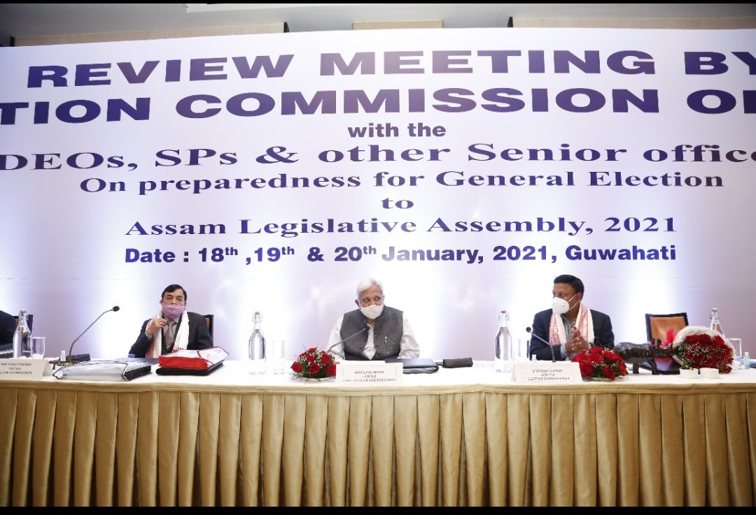 Chief Election Commissioner #SunilArora said on Wednesday that the Assembly elections in #Assam would be held taking into consideration the #Bihu festival in mid April and the #CBSE board examinations.