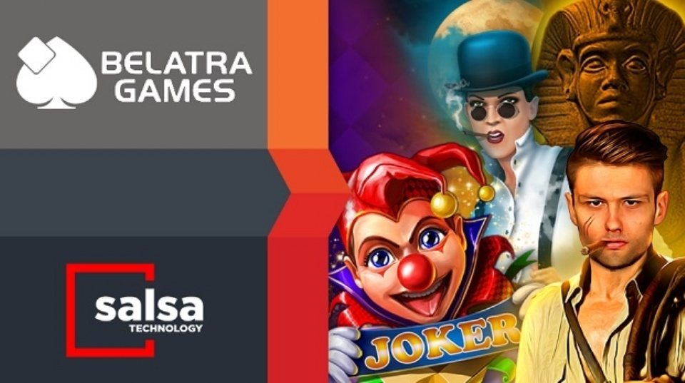 Salsa Technology impulsiona oferta de sua GAP em acordo com Belatra Games https://t.co/WmgnaZI8L3 #apostas #loterias #cassino https://t.co/wPW4w4Fk9E