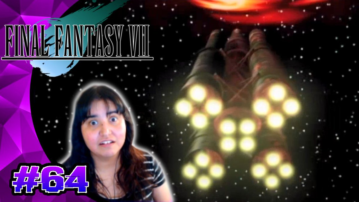 Into space! 🚀 Ep 64 of #FinalFantasyVII (blind) is up 🎮   #FinalFantasy7 #FFVII #FF7 #Letsplay #Playthrough #Walkthrough #Gameplay #videogames #YouTube #gaming #gamingchannel #videogaming #smallyoutuber #videogame #gamer #youtubegaming #gamers