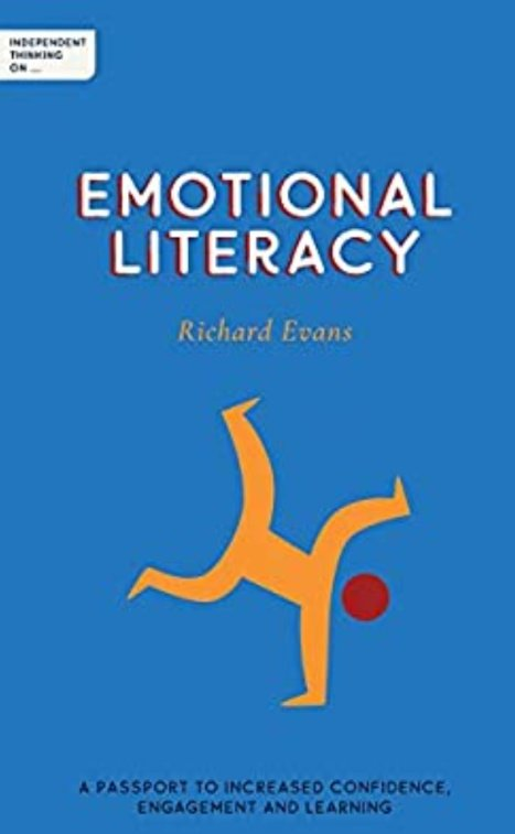A great use of the #EmotionalLiteracy passports including with @richard_evans72' 'Independent Thinking on Emotional Literacy'.  Find out more: . https://t.co/tE192VeTvo