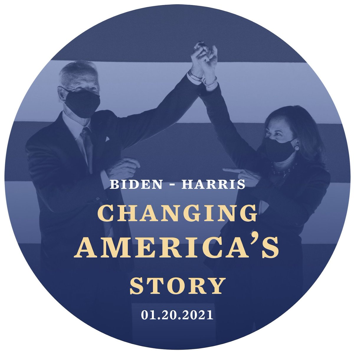 #InaugurationDay  #FirstWomanVicePresident  May God Bless you @JoeBiden & @KamalaHarris and guide you on this next chapter in American History. Thanks for providing the hope this country needs so badly!