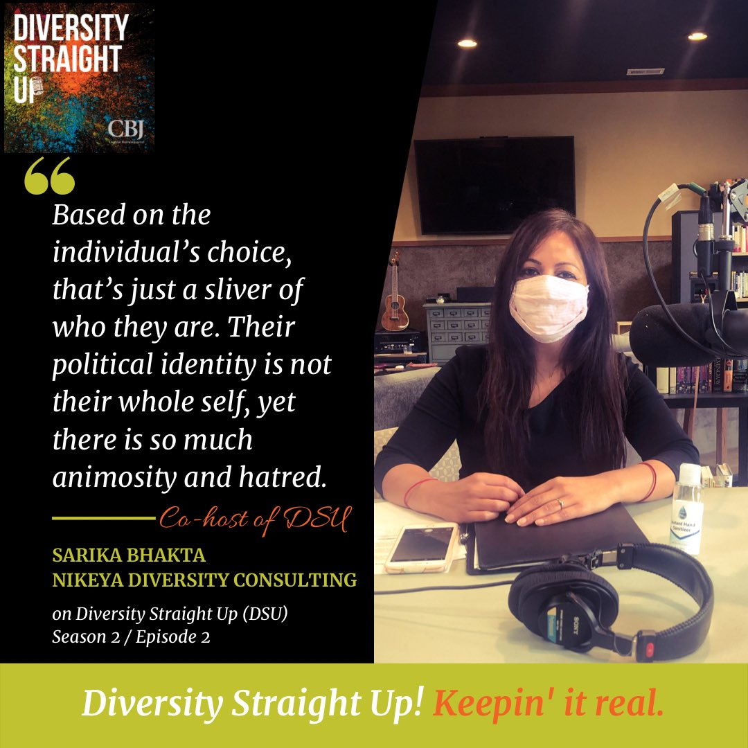 Let's seek to understand each other's perspectives vs our biases staying on cruise control mode. This can be extremely hard, yet we must individually enhance our political cultural competency to collectively heal, unite & move forward as a #democracy. #diversity #wednesdaythought