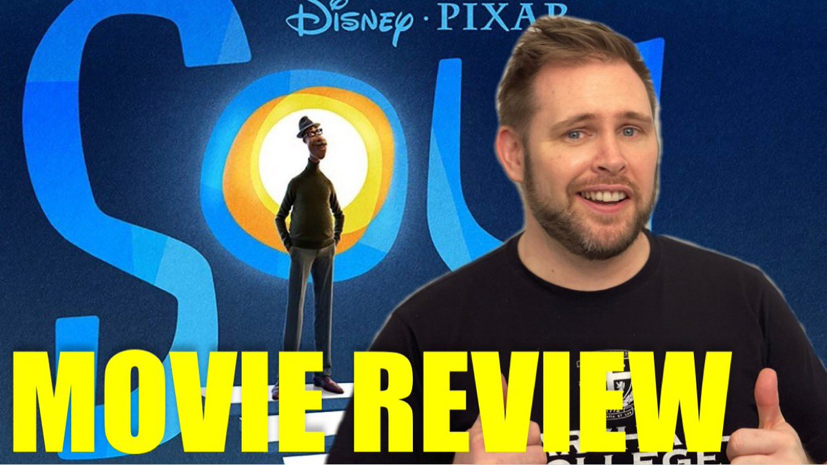 Watch now!!!     #filmtwitter #soul #pixarsoul #moviereview #youtube #subscribe #DisneyPlus