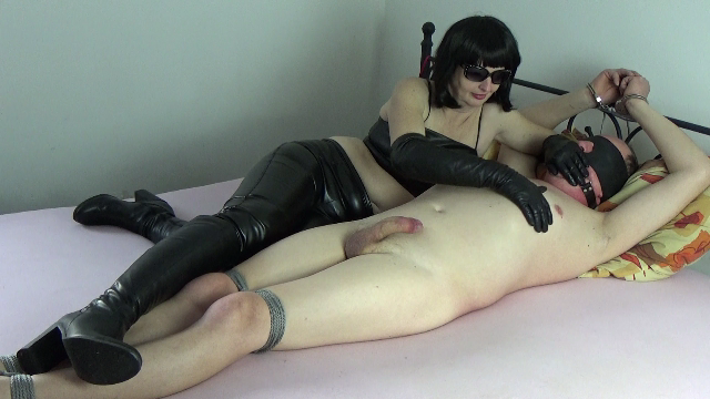 My husband is tied, handjob in long leather gloves can begin !;) https://t.co/SSDCF1wU14 https://t.c