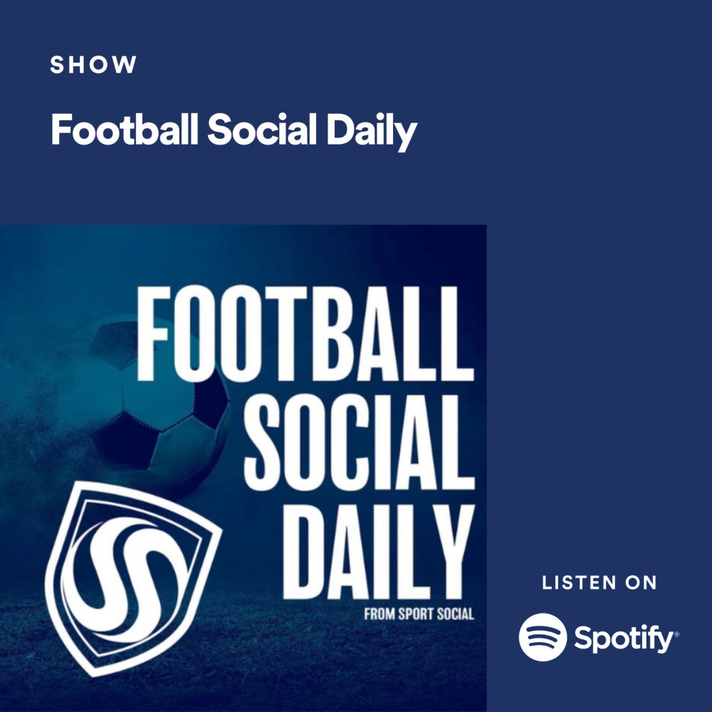 ⏰ Morning ⏰  Don't forget to start your day with the latest Premier League chat with @niallpfc, @caltyler_ and @91Marley!  #LCFC's title chances, Lampard's #CFC future and your questions answered in a jam packed 57 minutes!  Get it now!