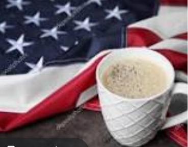 Ahhh Coffee and democracy ❤️ 🇺🇸🇺🇸🇺🇸🇺🇸 #BidenHarrisInauguration #BidenHarris2020 #BidenTakeAction #BidenHarris2020ToSaveAmerica