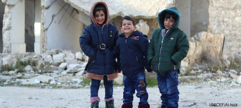الأمم المتحدة: تضرر آلاف الأسر النازحة بسبب الفيضانات التي تجتاح شمال غرب #سوريا ولا تزال هناك فجوة في تمويل المواد الأساسية