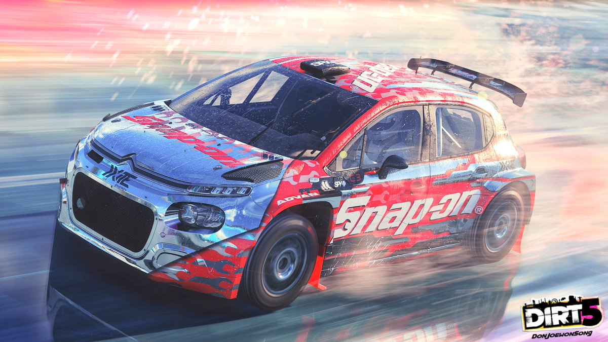 Replying to @DonJoewonSong: Dirt 5 is a Visual-Masterpiece on the Xbox Series X!!  Absolutely love this game.