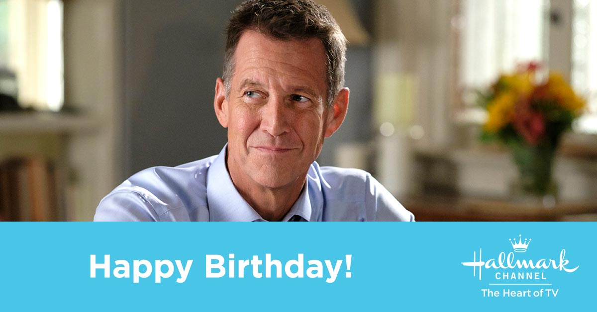The doctor is in, #Goodies! Say happy birthday to Middleton's own Doctor Sam #JamesDenton in the comments below. #GoodWitch