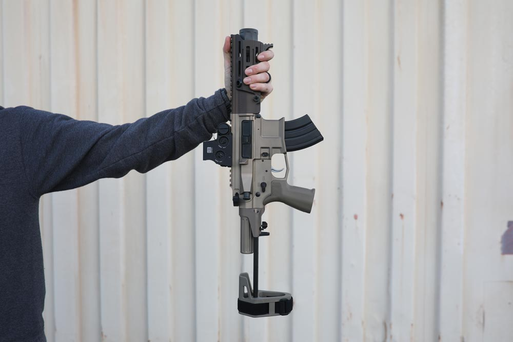 You want it? Well you can have it for FREE in our current giveaway for it. That's right, you can be the next owner of this 7.62x39 Maxim Defense PDX with the EOTech XPS3 optic. Better hurry though, the contest ends TONIGHT. Enter to win it all now -