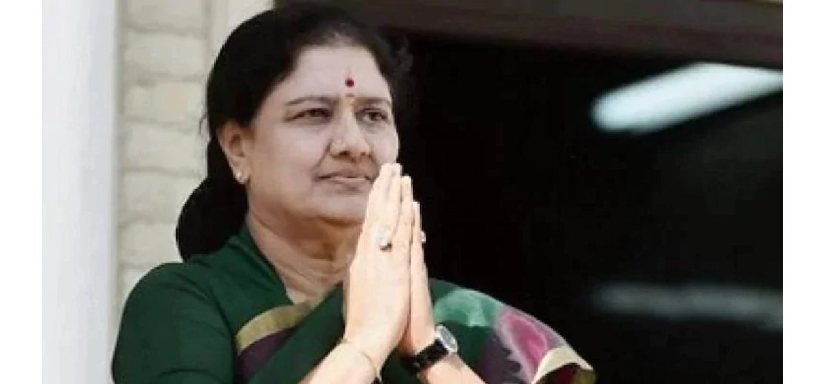 #TamilNadu | Late chief minister J Jayalalithaa's aide V K Sasikala was admitted to a hospital in Bengaluru, after her health deteriorated in the Parappana Agrahara Prison.  #Sasikala #Karnataka #Bengaluru
