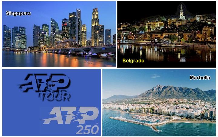 ATP anuncia novos ATP-250 em Singapura, Marbella e Belgrado #atp250 #atptour https://t.co/Y2WaOOuxDL https://t.co/jmEQKjUUOd