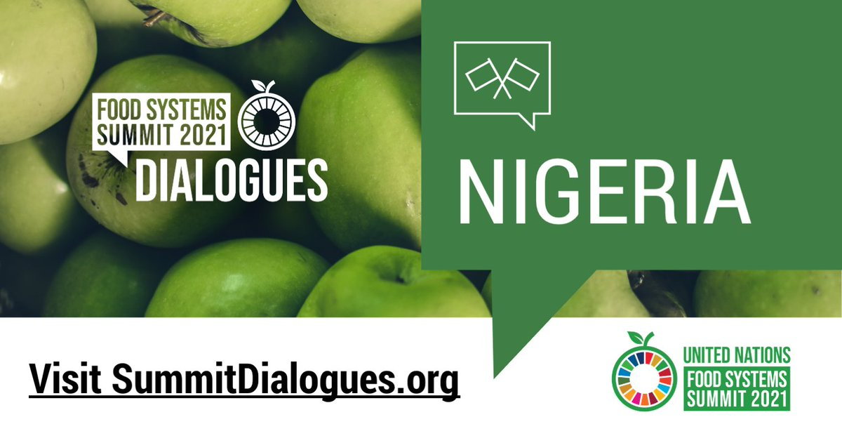 A warm welcome to Mrs. Olusola Idowu @FinMinNigeria @FoodSystems #SummitDialogues National Convenor for Nigeria who is engaging diverse stakeholders to shape pathways towards sustainable and equitable #FoodSystems! @FMICNigeria @FAONigeria @UN_Nigeria @WFP_Nigeria