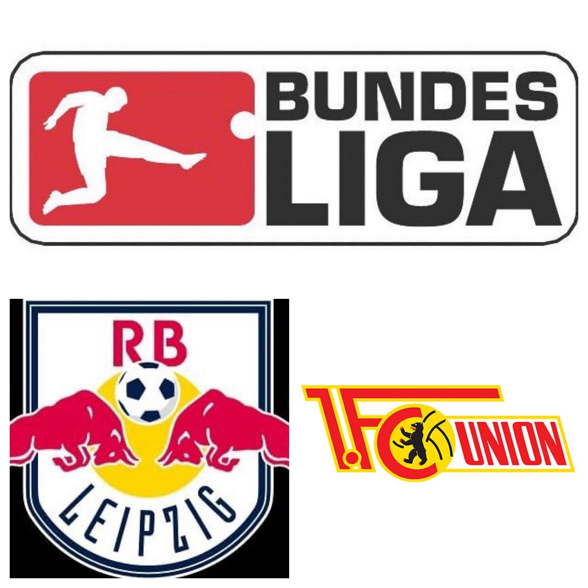 #IESRSN #UnionBerlin @ #RBLeipzig is underway! #Bundesliga #RBLFCU
