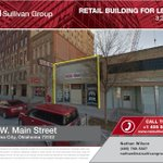 Image for the Tweet beginning: Retail Building For Lease at