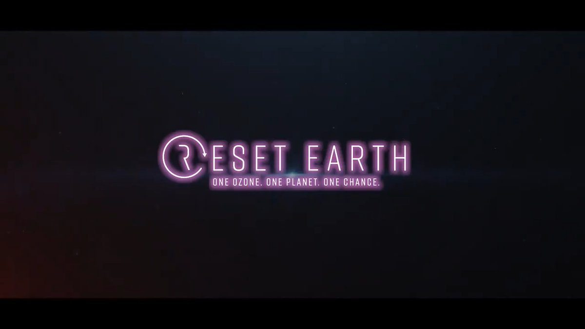 To change the future, you need to learn from the past.  #ResetEarth, coming 24.01.2