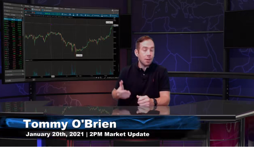 Tommy O'Brien hosts the 2PM Market News Update for Wednesday on @TFNN and discussed $NFLX $YM $RTY $NQ $ZN $ZB and more! #Learntotrade #TFNN #StockMarketNews #Financialeducation #TradingView #RocketEquities #StocksToTrade #WednesdayWisdom
