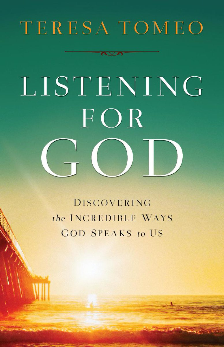 """Thanks to @RomeReports for a very nice interview and story on my new book, """"Listening for God: Discovering the Incredible Ways #God speaks to us."""" #Faith #CatholicTwitter"""