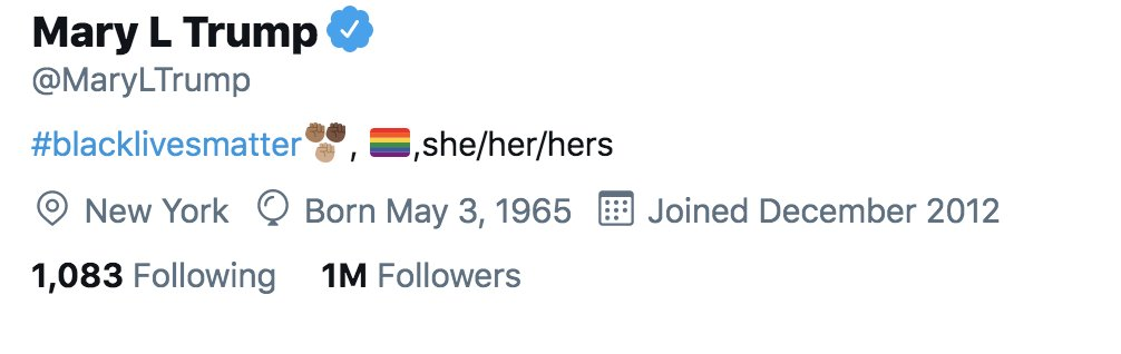 When I started tweeting back in July I had 90 followers. It seems somehow fitting that I would reach 1 million today. To all of you who've been taking the journey with me, thank you. I can't wait for what comes next.