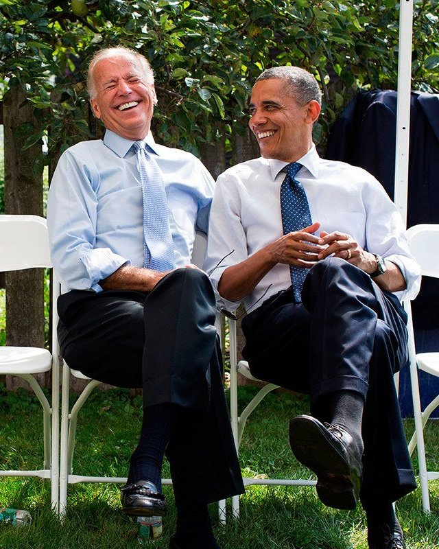 ...and then Michelle asked Jill not to steal any of her speeches