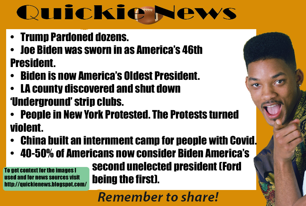 sources: #news #election2020 #Biden #California #China #concentrationcamps #covid #firstamendment #freedomofspeech #freshprince #LA #MarxBrothers #mlk #NewYork #protest #simpsons #stripclubs #Trump #unelected