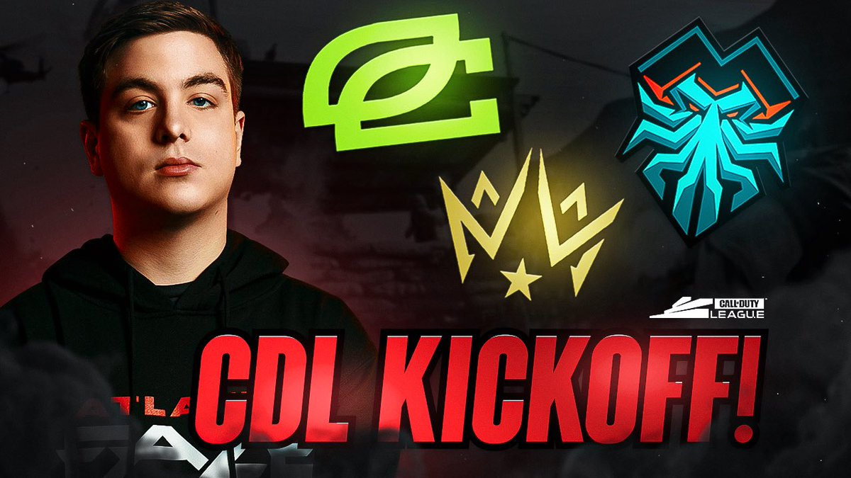 Simp - I cant wait to play in the CDL Kickoff!