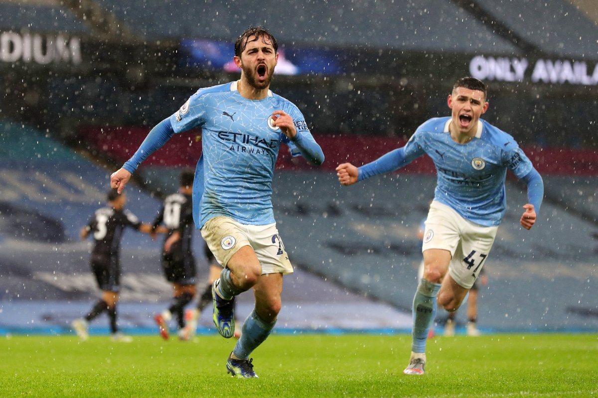 We wouldn't have won that game last season. Really good 3 points against a solid team #ManCity #MCIAVL #MCFC