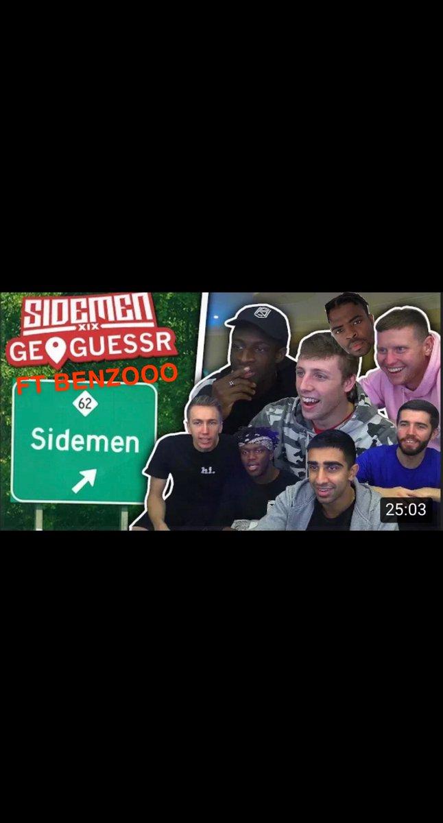 sidemen geoguesser FT me. Check it out #Sidemen #sdmn #KSI #miniminter #bezingha #tbjzl #ws2 ##sidemensunday #sidemansitdowns
