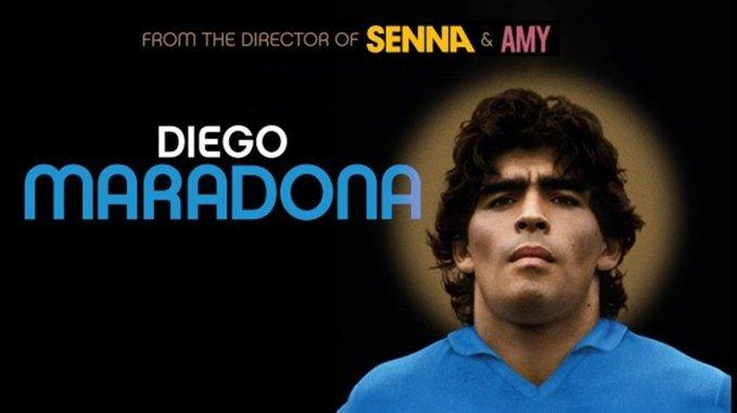 Futbolu pek sevmiyorum, ama efsane oyuncuyla ilgili bu efsane filmi izlememek olmazdı. Seviyoruz seni #maradona #futbol #diegomaradona #sinema #film #gece #istanbul #ocak #kış