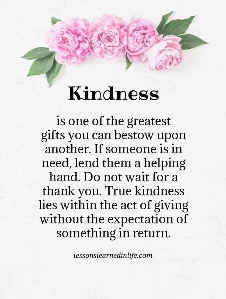 Sometimes the smallest act of kindness can mean the world to people.. Nobody knows what's around the corner... Be kind... We are all in this together 🤗🤗🤗🤗🤗