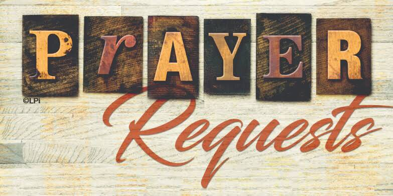 Message or comment your prayer requests to us. There is no such thing as a stupid prayer request #prayerworks #prayer