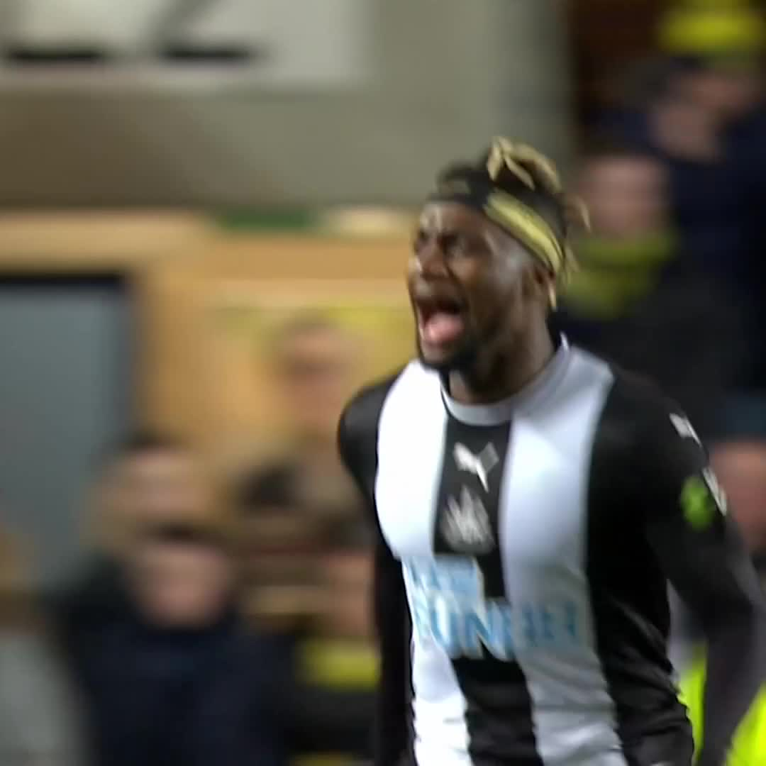 """🗣 🎙 """"Maybe this is his moment... OH IT IS!""""  Goal of the Fourth Round, 2019-20: @asaintmaximin  Goal of the Fourth Round, 2020-21: _______________? 🤔  #EmiratesFACup"""