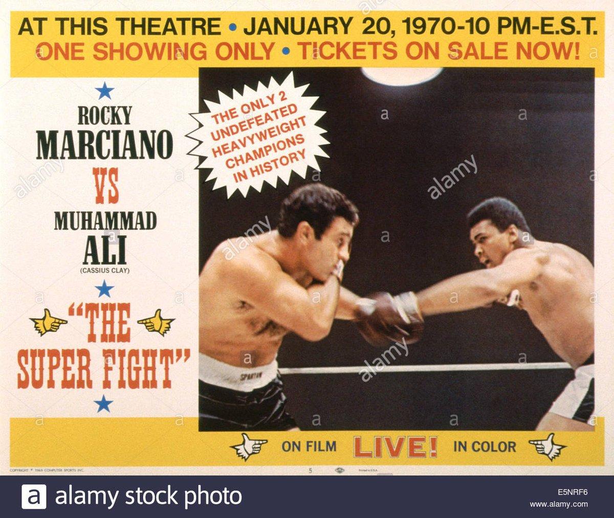 detalles sobre cada boxeador, sus fortalezas, debilidades, estilos, patrones de pelea y otros factores. Todo esto se llevó a fórmulas matemáticas.  4/5  #IA #InteligenciaArtificial #AI #ArtificialIntelligence #Boxeo #Boxing #Ali #MuhammadAli #Marciano #RockyMarciano