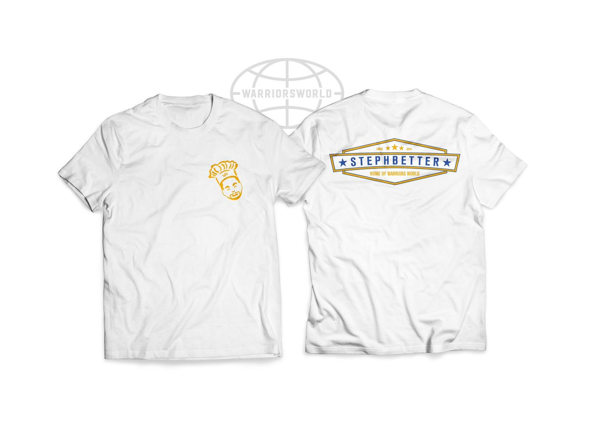 Replying to @warriorsworld: (1) S-3XL Shirt + Crewneck remaining, DM to get em