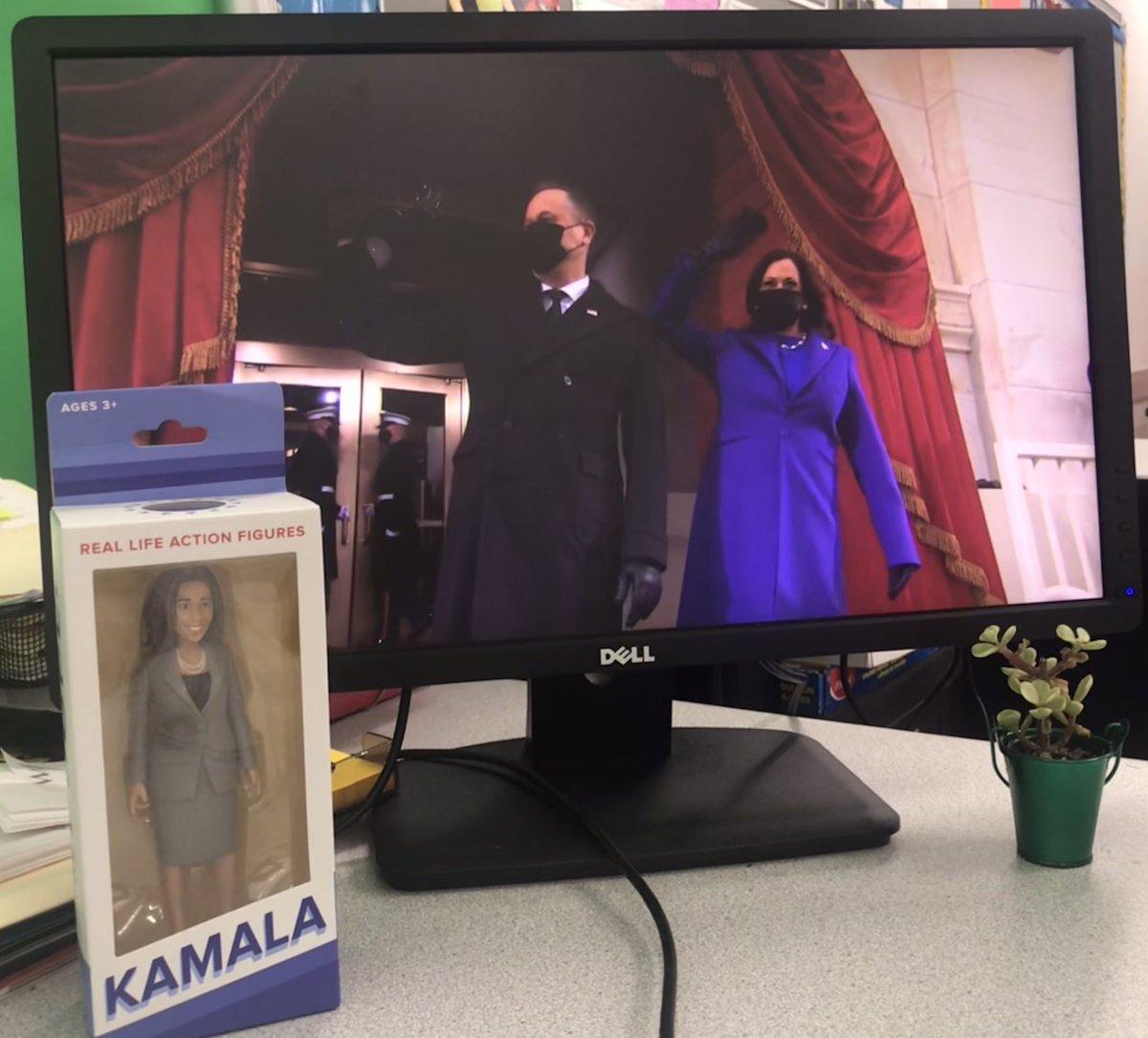 #InaugurationDay #BidenHarrisInauguration #KamalaHarrisMakingHistory
