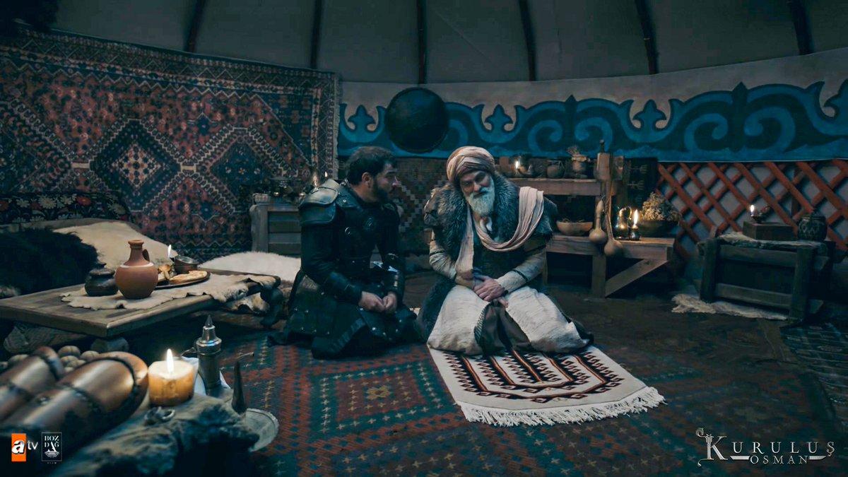 """""""Kıldığımız namaz şükürdür, yakarıştır, kulun Rabbini hatırlayışıdır, işte huzurundayım değişidir…""""  #Osmanlılar  @bozdagfilm @atvcomtr"""