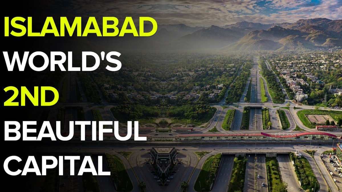 #Islamabad : #world 2nd #beautiful #Capital    #America #USA #JoeBiden #WhiteHouse #FoxNews #CNNElection #CNNTownHall #cnnlive #CapitalHill #TrumpsLastDay #Trump #TrumpBanned #DonaldTrump #lockdown2021 #Clubhouse #CallMeKat