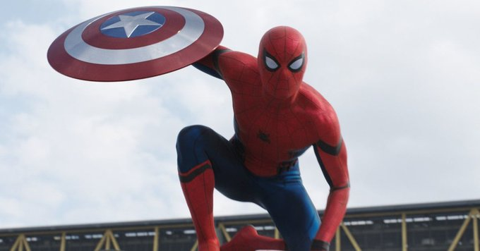 Tom Holland thought Marvel was going to fire him after Civil War Photo