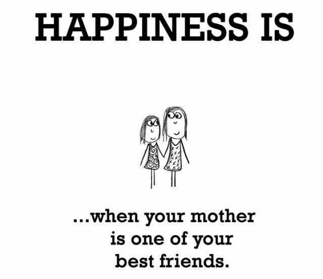 Happiness ..😊.. #MotherDaughter