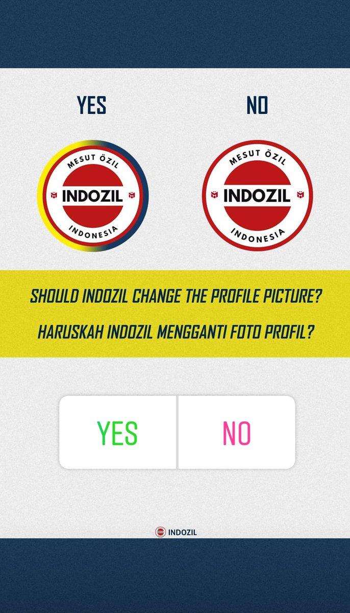 Kita lihat dalam 24 jam hasilnya akan seperti apa...  Buat yang mau ikutan vote, langsung aja cek di instagram Indozil, ya. Terima kasih!