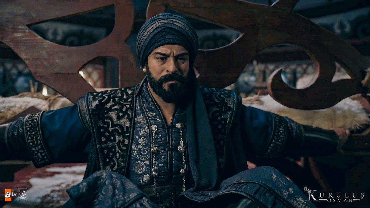 """""""Ey taht! Ne istersin benden?""""  #Osmanlılar  @bozdagfilm @atvcomtr"""