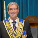Image for the Tweet beginning: Our Prov Grand Almoner, George