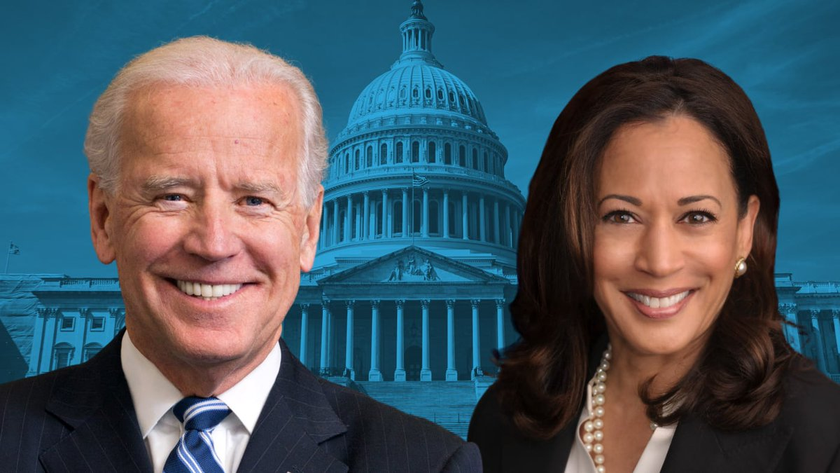 Congratulations to President Biden and Vice President Harris. Today, they take the reins during a global pandemic requiring one of the most complex responses in United States history. 1/