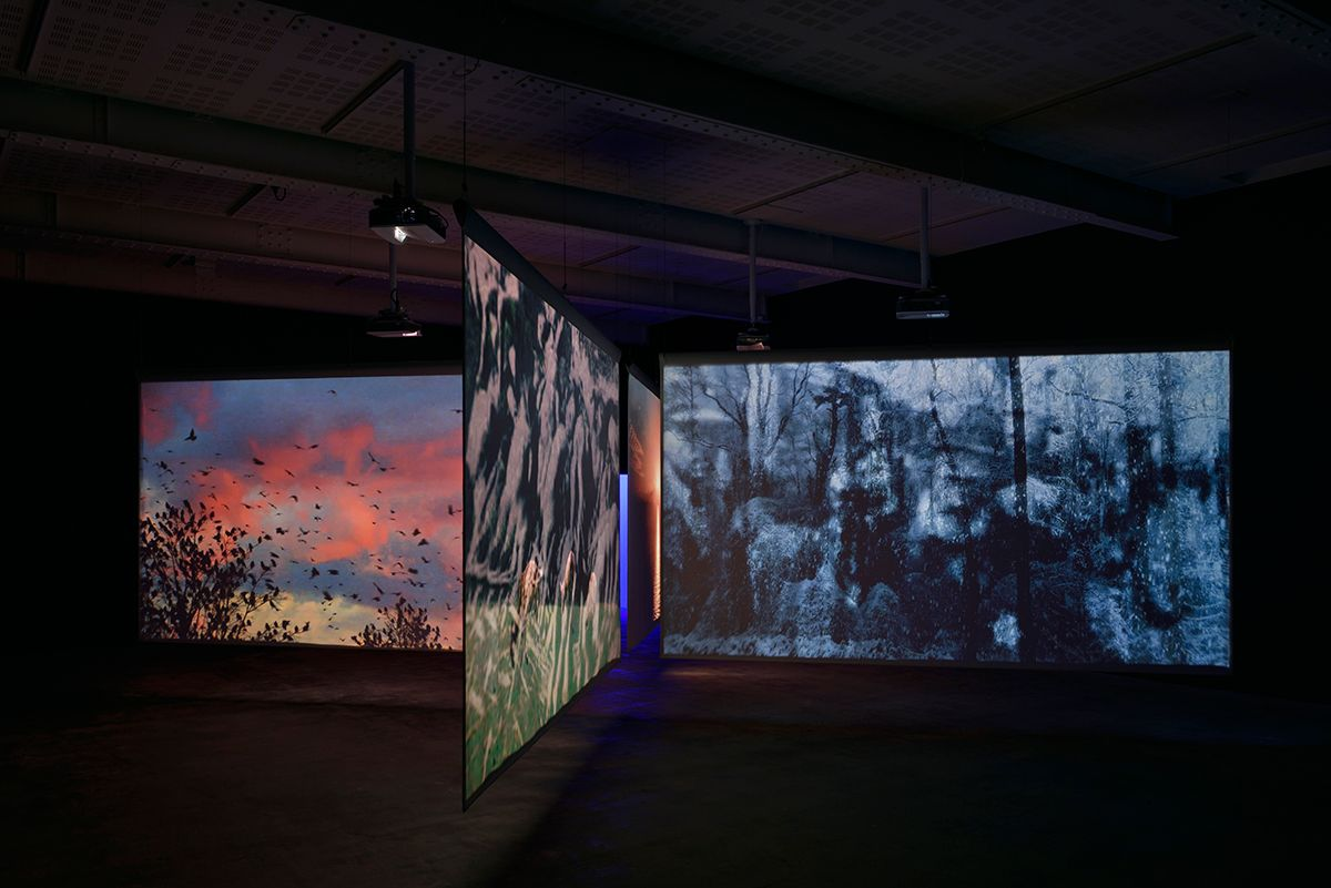 """#MGGParis is pleased to present """"Après,"""" a solo exhibition by #ChristianBoltanski, on view through 13 March 2021. In this show, Boltanski gives free rein to his interest in a form of total art in which the works develop their own scenography. https://t.co/hKJ3ubu7wZ https://t.co/0VphleA16W"""